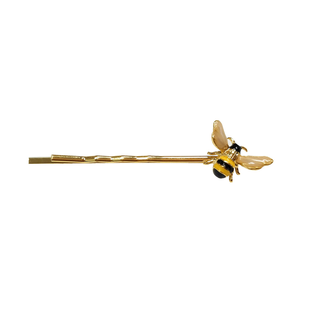 Bee Hairpin
