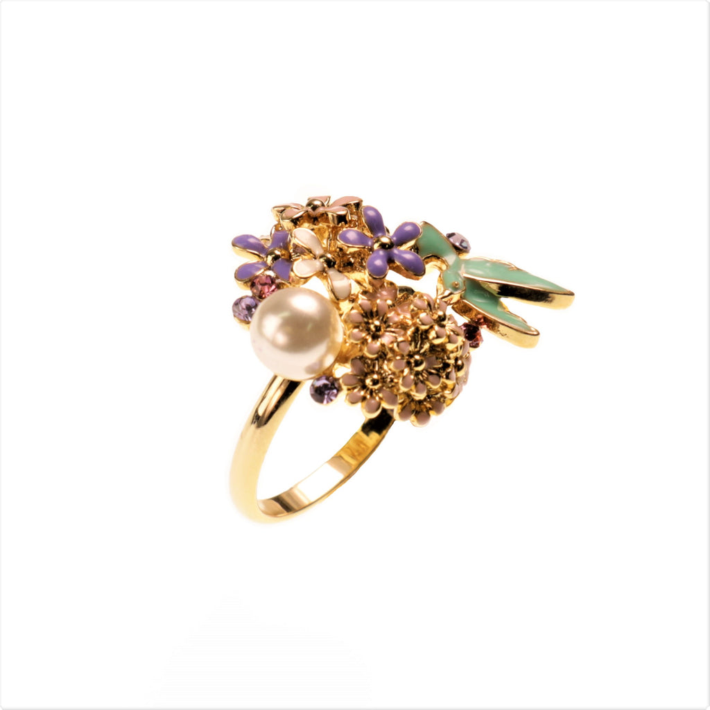 Buke Bird Ring