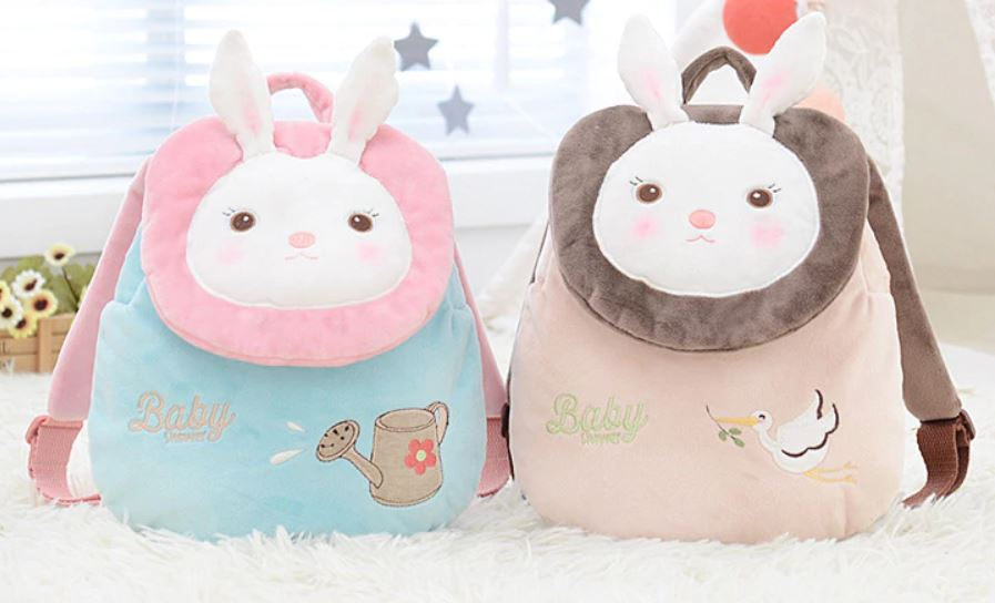 Cute Bunny Rabbit Backpack