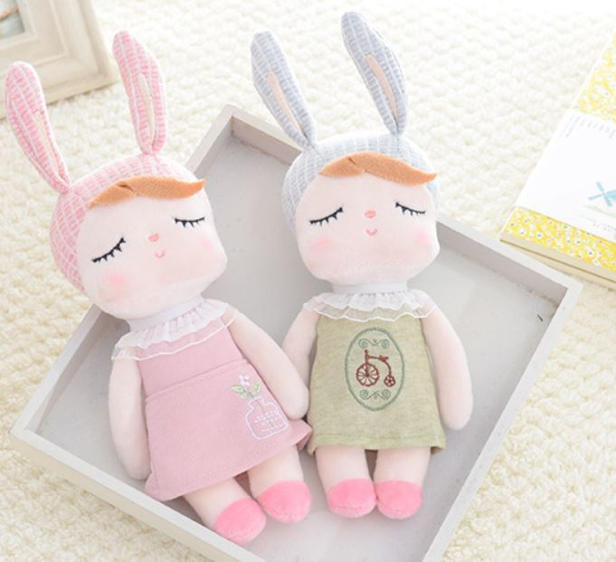 Cute Doll with Bunny Ears