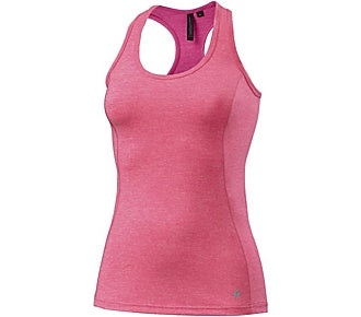 Shasta Tank Top - Neon Pink Heather