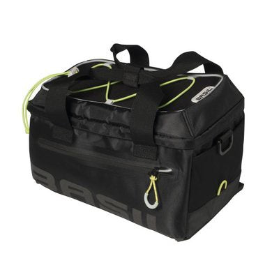 Basil Miles - trunkbag - 7L - black