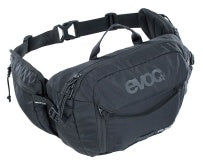 EVOC HIP PACK 3L + 1.5L BLADDER BLACK