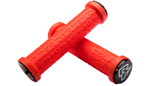 Raceface GRIPPLER MTB Handlebar Grip Red - 30mm