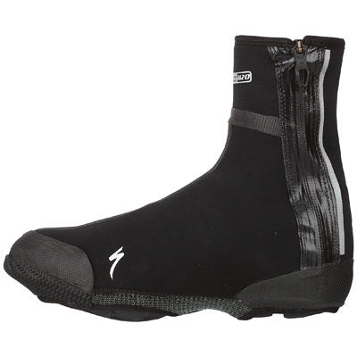 DEFLECT H2O SHOE COVER BLK