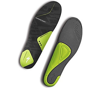 Body Geometry SL Footbeds - Green