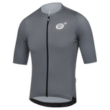 Attaquer Race ULTRA+ Aero Jersey Charcoal
