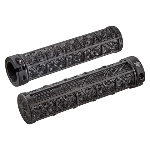 Supacaz Bar Grips Grizip Black