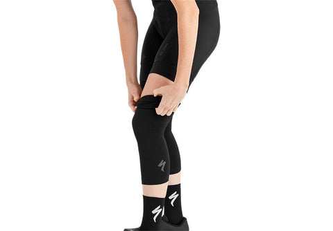 THERMINAL™ ENGINEERED KNEE WARMERS - BLACK