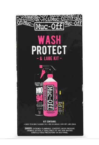 MUC OFF - KIT CLEAN/PROTECT/LUBE - DRY