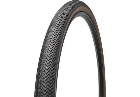 SAWTOOTH 2BLISS READY 700X42c TYRE - GUM WALL