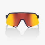 100% - S3 Glasses - Soft Tact Flume - HiPER Red Mirror Lens