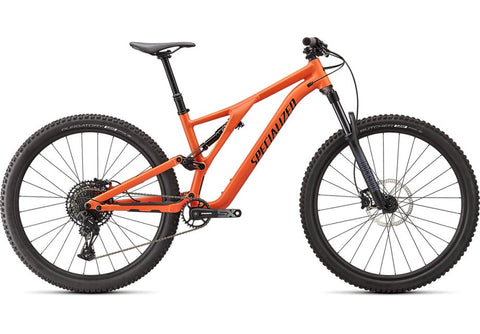 2021 STUMPJUMPER ALLOY - Blaze / Black