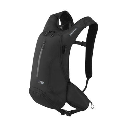 Shimano Rokko - 8L MTB  Hydration Backpack w/Bladder
