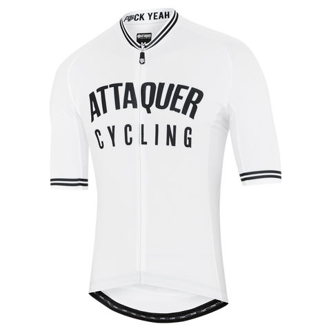 Attaquer All Day Club Jersey - White