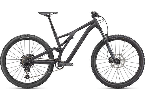 2021 STUMPJUMPER ALLOY - Black / Smoke