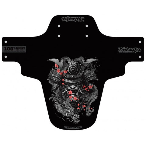Dirtsurfer MTB Mudguard - The Samurai