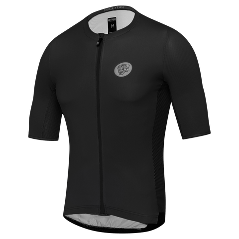 Attaquer Race Jersey Black