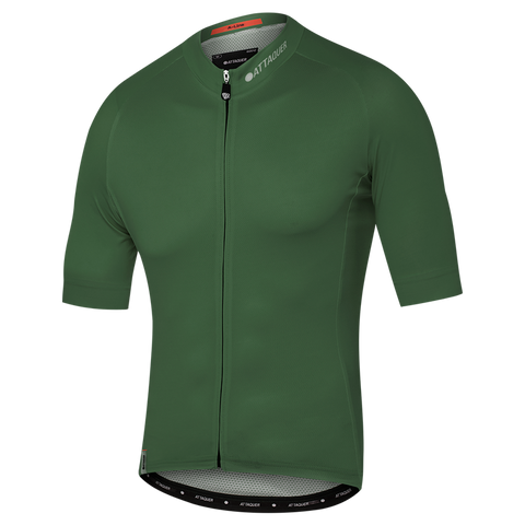 Attaquer A-Line Jersey - Olive
