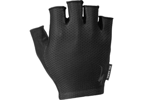 BODY GEOMETRY GRAIL GLOVES - Black