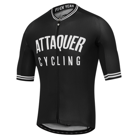 Attaquer All Day Club Jersey - Black