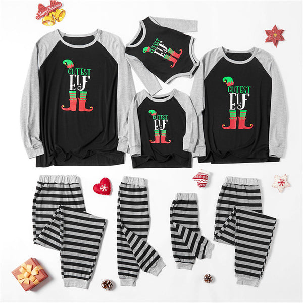 Christmas Family Matching Pajamas Sets
