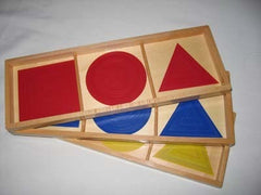 Circles,Squares & Triangles with box