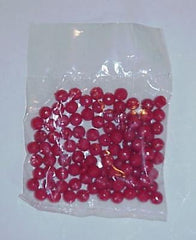 Red Beads/100 Unit Beads