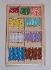Box with 20 sets - Bead Stair 1-9
