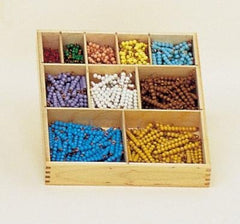 Box with 55 sets - Bead Stair 1-10