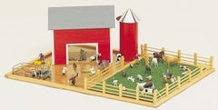 Complete Farm with animals and props