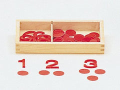 Cut-Out Figures and Counters