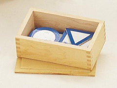 Bases for Geometric Solids, with Box