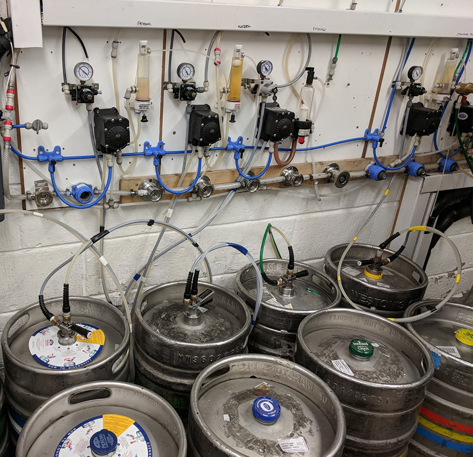 Do I need a CO2 detector in my pub cellar?