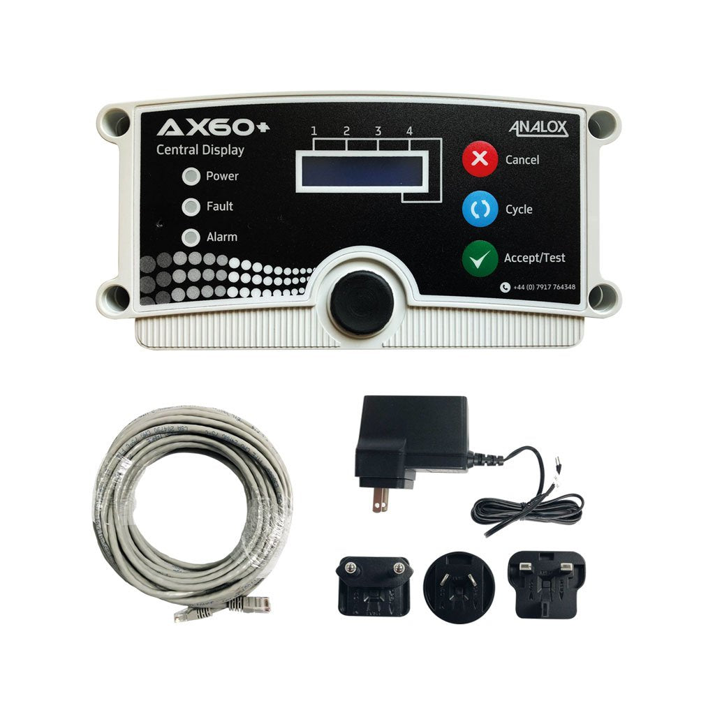 Central Unit for Fixed CO2 Monitor Ax60+