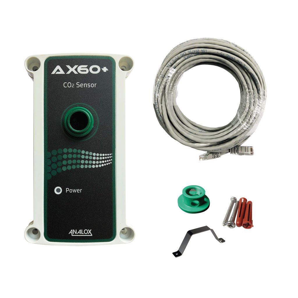 CO₂ Sensor for Fixed Monitor Ax60+