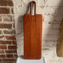 Masterson hoop handled serving board (cherry)