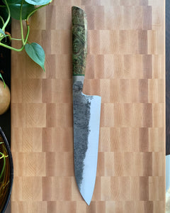 Fell Knives 215mm forged integral gyuto