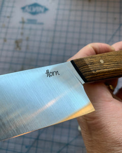 Alex Horn 160mm stainless petty / bocote