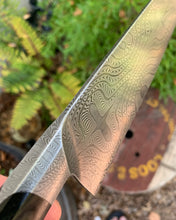 Nanda Knives Damascus Chef's Knife