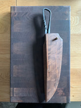 Josh Weston 225mm blacksmith's chef knife