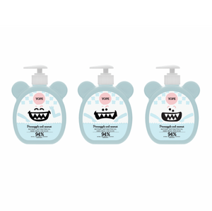 YOPE Antibacterial Hand Soap for Kids Pineapple & coconut / YOPE 兒童抗菌菠蘿丶椰子洗手液 - Xavi Soap