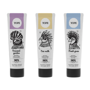 YOPE Hair Conditioner Oriental Garden / YOPE 東方花園護髮素 - Xavi Soap