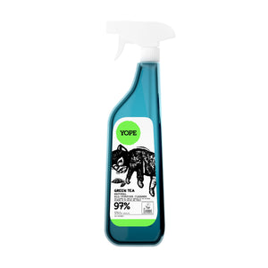 YOPE All Purpose Cleaner Green Tea / YOPE 緑茶多功能清潔劑 - Xavi Soap
