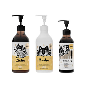 YOPE Liquid Soap With TGA Formula Linden / YOPE 椴樹配TGA配方洗手液 - Xavi Soap