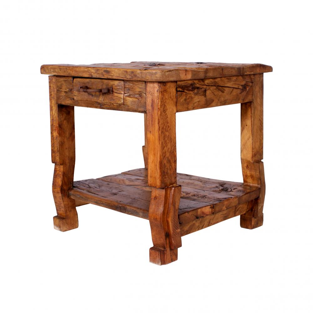 Old Fashioned Collection End Table