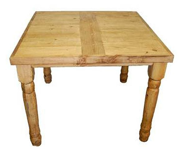 Square Pub Table