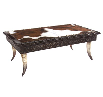 Horn Colection Coffee Table