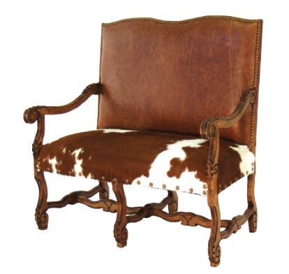 Ranch Collection Regency Settee