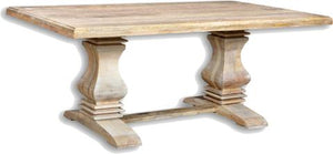 Brisbane Collection Pedestal Dining Table